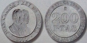 200 pesetas