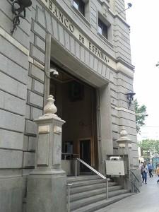 oficina de banco de españa