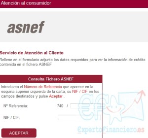asnef