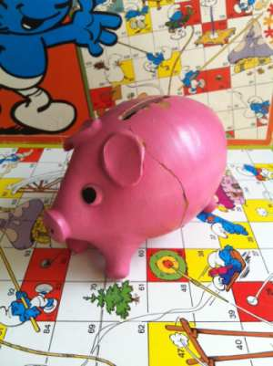 Cuenta ahorro infantil