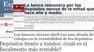 alternativas depósitos más rentables