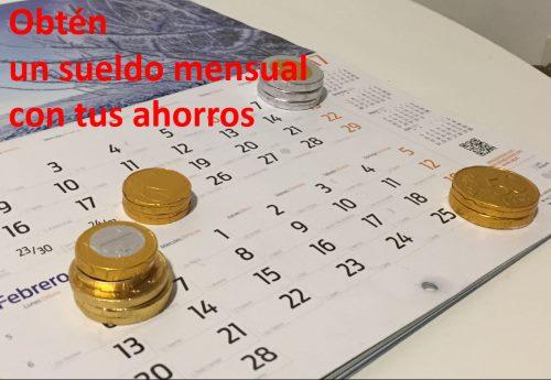 interes mesual fondo rentas