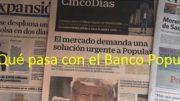 Crisis banco popular