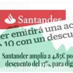 Ampliación Banco Santander