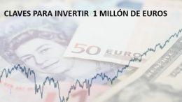 invertir un millón de euros