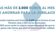 sueldo mayor 2000 ahorro pension