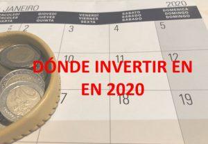 donde invertir 2020