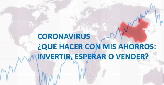 Coronavirus invertir